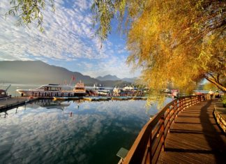 Du lịch Đài Loan - Cung đường mùa thu lãng mạn